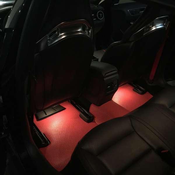 Thảm lót sàn Xe Mercedes-Benz GLA - XeHoiAZ