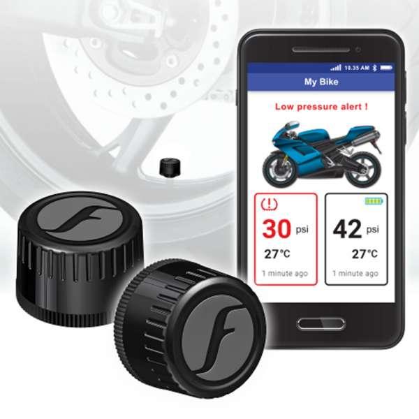 Cảm biến áp suất lốp Fobo Bike 2 - XeHoiAZ